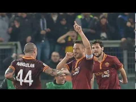Roma-Udinese 3-2 commento Carlo Zampa