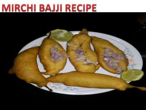 BAJJI MAKING