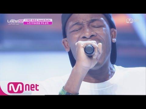 [ICanSeeYourVoice3] Winner, Year 11' Choi Jun Seob 'Joseph' Encore Stage 20160818 EP.08