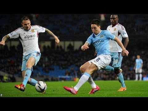 Samir Nasri vs West Ham United F.C. (H) 13/14 LC By ChequeredCrown