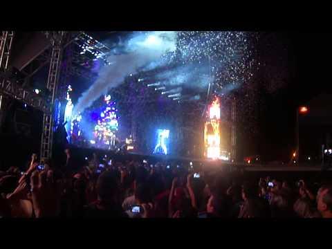 Luan Santana - Um brinde ao nosso amor - Ribeirão Rodeo Music 2014 - Abertura do Show