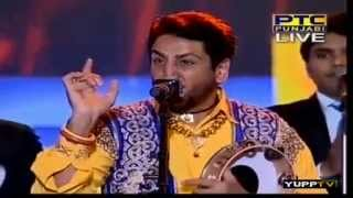 Gurdas Maan Live Ptc Punjabi Music Awards 2014 Part 1