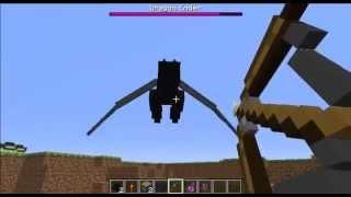 """Ender Dragon En El Mundo Real """"Sin Mods"""" En Minecraft"""