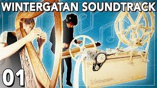 Wintergatan Soundtrack 01 - MUSIC BOX, HARP & HACKBRETT