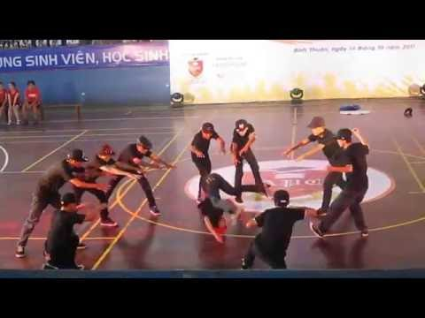 Nhảy HipHop    Học Sinh Cấp 3    Break dance