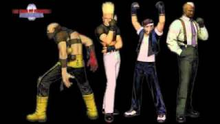 The King Of Fighters 2000 Inner Shade (OST & AST