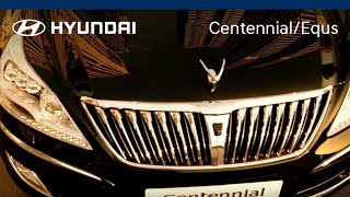 Hyundai Equus(Centennial) : TV Commercial (English)