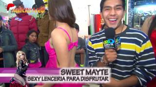 HUANCAYO PONE DESFILE DE MODAS SWEET MAYTE