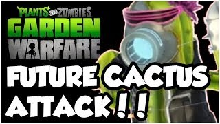 Plants vs. Zombies Garden Warfare - THEY CAN SEE THE FUTURE?! Gameplay Walkthrough (1080p HD)