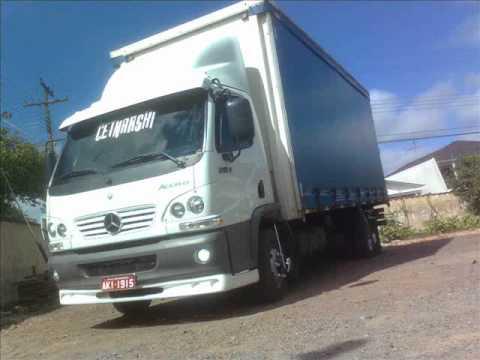 Caminhões S. J. Pinhais - PR