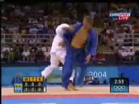 Athens 2004 Olympic Judo highlight