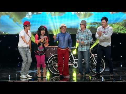 DVD HAI ThuyNga . XIN LOI, EM CHI LA CON QUY 2014