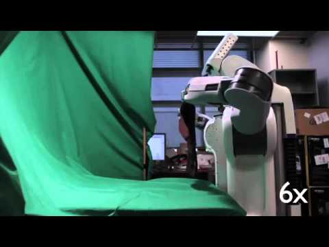Laundry-Folding Robot from UC Berkeley