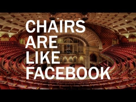 ARE CHAIRS LIKE FACEBOOK
