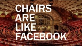 Are Chairs Like Facebook?