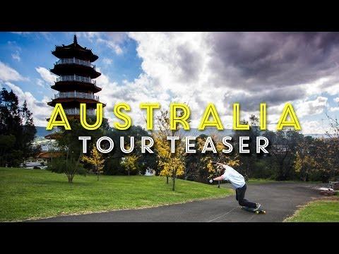 Landyachtz Australia - Palm Trees & Pits Tour Teaser