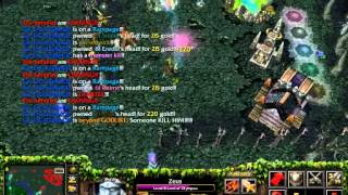 gcr dota map ai cheats funny youtube