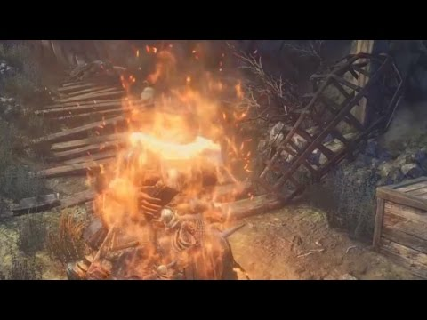 FLAMING BEAR HUG | Dark Souls 3 #10