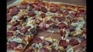 Pizza For Beginners Pizza Za početnike - Sašina kuhinja