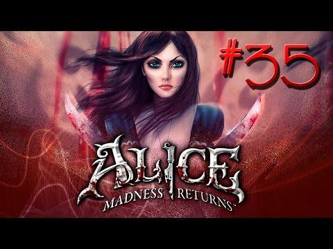 Alice Madness Returns с Бэлой Вито #35 ИГРУШЕЧНАЯ