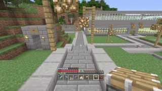 """Minecraft Xbox 360 Ps3 : Glitch/Truco """"Visión De Rayos X"""