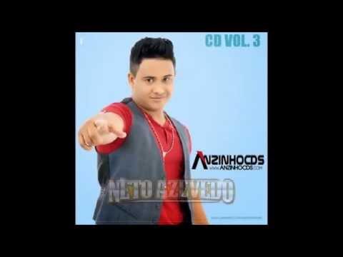 CD NETO AZEVEDO - VOL. 03 Completo 2015