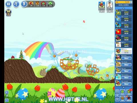 Angry Birds Friends Tournament Week 100 Level 4 high score 181k (tournament 4)