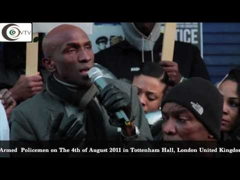 Mark Duggan Inquest Jury Say His Killing By The Armed Police was Lawful....