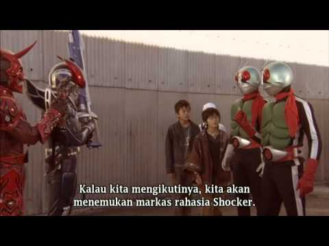 OOO, DenO, All Riders ~ Lets Go Kamen Riders Sub Indonesia