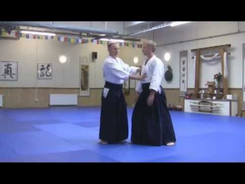 Aikido Teaching Video - Principles and Perspectives - Preview video - Sinking and Rising