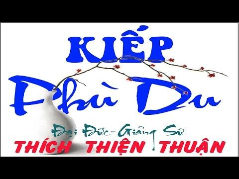 Thich Thien Thuan 2015 - Kiếp Phù Du  (Thuyet Phap Bình Quang Ni Tự)