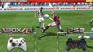 FIFA 13 RABONA TUTORIAL [ XBOX 360 PS3 PC