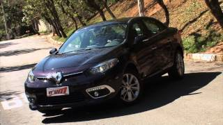 Renault Fluence � reestilizado para retomar vendas entre os sed�s-m�dios