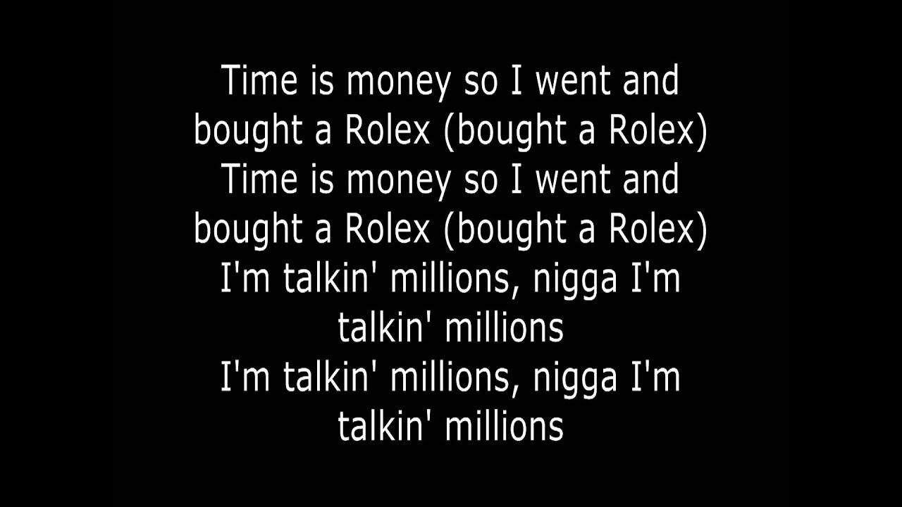 Phone numbers lyrics