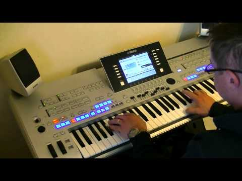 chicago so hard to say I am sorry - HD - Yamaha Tyros