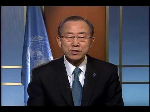 UNSG Ban Ki-moon's message to the ICAPP Special Conference in Xi'an 2013
