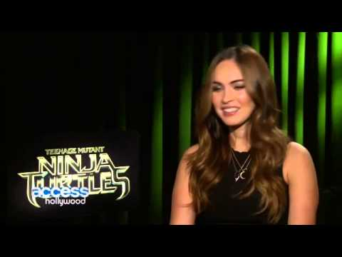 Megan Fox TMNT interview