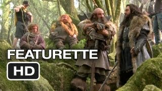 The Hobbit: The Desolation Of Smaug Featurette New