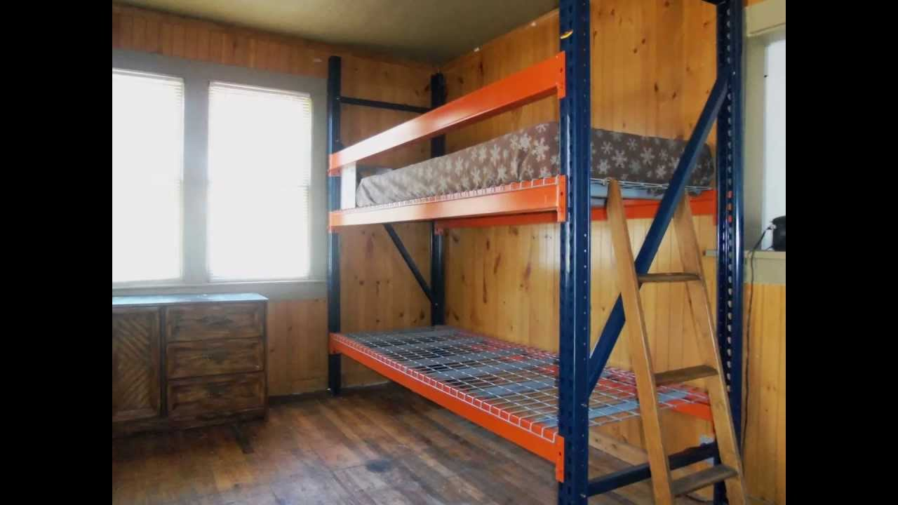 BIGGEST ,BADEST ,BUNKBED, CHEAP / FREE INFO - YouTube