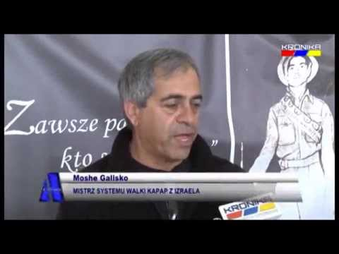 KAPAP POLSKA Seminarium MOSHE GALISKO Kozienice 2014