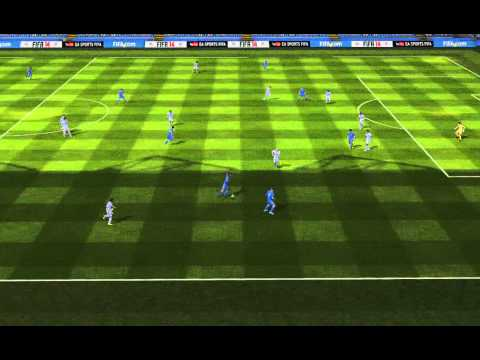 FIFA 14 Android - ULTIMATE TEAM VS Inter