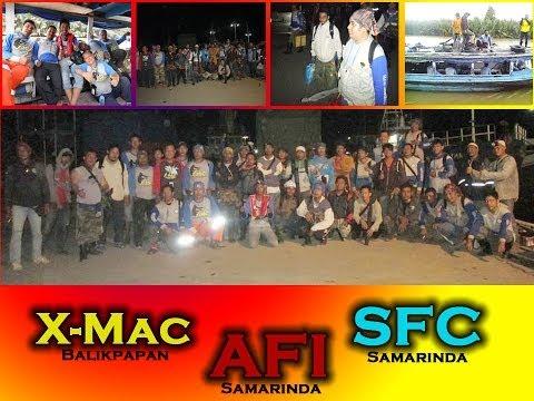 Mancing mania trip mancing empang bersama X-Mac AFI & SFC | Full Movie