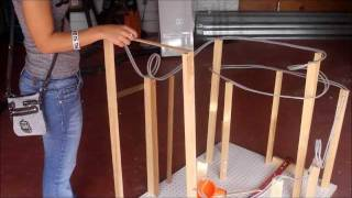 Marble Roller Coaster Physics Project