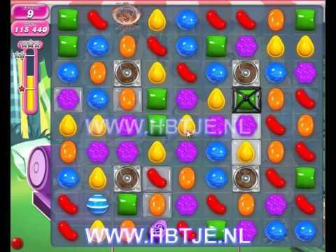 Candy Crush Saga level 418