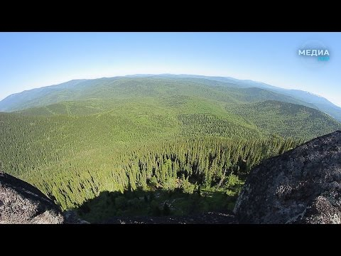 Мегалиты Горной Шории (видеозарисовка)