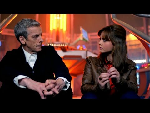A photo of The official full length TV launch trailer - Doctor Who Series 8 2014 - BBC One
