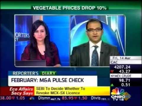 Raja Lahiri shared updates from the Grant Thornton Dealtracker