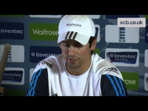 England captain Alastair Cook previews India Test at Trent Bridge