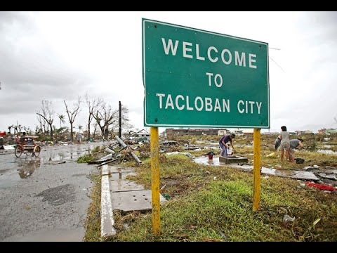 Philippines Typhoon Haiyan - People Help The People - Birdy