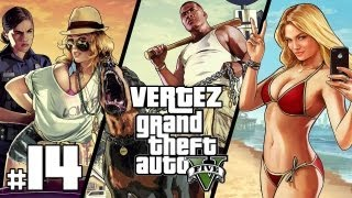 GTA 5 [PS3] #14 Skok Na Merryweather Vertez Let's Play